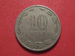 Argentine - 10 Centavos 1920 7444 - Argentina