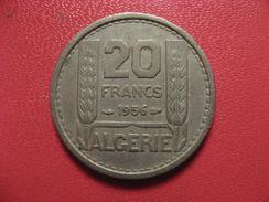 Algérie - 20 Francs 1956 7650 - Algeria