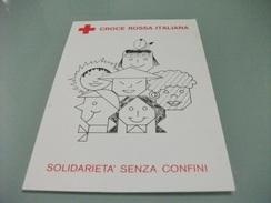 CROCE ROSSA ITALIANA SOLIDARIETA' SENZA CONFINI - Croix-Rouge