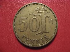 Finlande - 50 Pennia 1963 7630 - Finlande