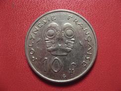 Polynésie Française - 10 Francs 1972 7634 - French Polynesia