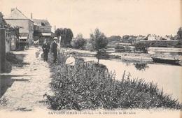 SAVONNIERES.Derriere Le Moulin.n°416J - Other Municipalities