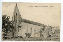 Lamonzie Saint Martin L'église - Andere Gemeenten