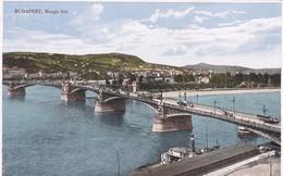 BUDAPEST. MARGIT HID PONTE MARGHERITA. HUNGARY. TBE-BLEUP - Hungary