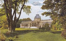 BUDAPEST. SZENT MARGITSZIGET A FURDOHAZZAL, L'ISLE MARGUERITE AVEC L'ETABLISSEMENT DE BAINS. HUNGARY. TBE-BLEUP - Hungary