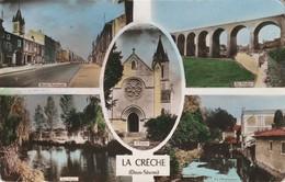 79 - LA CRECHE - Souvenir - France