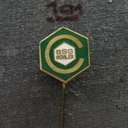 Badge (Pin) ZN006226 - Football (Soccer / Calcio) Germany Chemie Böhlen - Fútbol