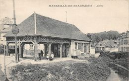 MARSEILLE EN BEAUVAISIS - La Mairie - Marseille-en-Beauvaisis