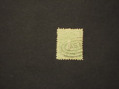 N.S.W. - TASSE - 1891/2 CIFRA  1 - TIMBRATO/USED - 1850-1906 New South Wales