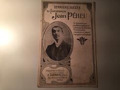 Partition JEAN PÉHEU - Libri Di Canti