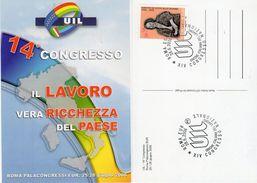 Roma EUR 2006 - U I L - XIV Congresso Nazionale - - Sindacati