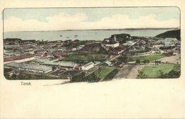 São Tomé, SAO TOME, General View (1910s) Postcard - Sao Tome And Principe