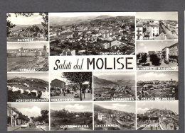 1964 SALUTI DAL MOLISE Vedutine FG V  SEE 2 SCANS - Unclassified