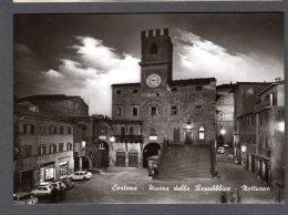 CORTONA (2) Piazza Della Repubblica FG NV  SEE 2 SCANS - Italia