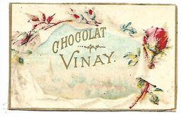 CHROMO - CHOCOLAT VINAY - Chocolat