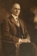 New York Membre Du Congres Frederick W. Rowe Ancienne Photo Harris & Ewing 1910's - Famous People