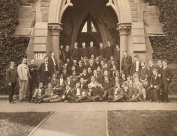 Connecticut Middletown Wesleyan University Class Of 1903 Ancienne Photo Dexter 1901 - Photographs