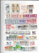 Sweden USED (7 Scans) - Timbres