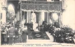 BRUXELLES - 75e Anniversaire De L'Indépandance Nationale - Fêtes Patriotiques De Laeken, Du 16/07/1905 - Discours - Feesten En Evenementen