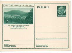 Bk129/ Deutsches Reich Ganzsache Bildpostkarte P 231/06 Ungebraucht/ * - Alemania