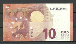 SLOVAKIA 10 EUR 2014 E-Serie Banknote - 10 Euro