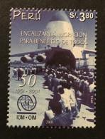 Peru  - MNH**   -  2002   - # 1308 - Peru