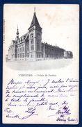 Verviers. Palais De Justice. (1853). 1900 - Verviers