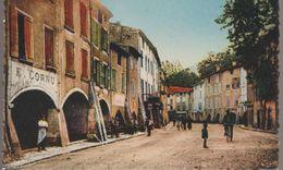 Buis Les Baronnies - Place Du Marché - Buis-les-Baronnies
