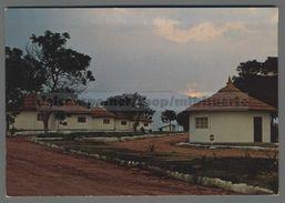 V2855 ZAIRE PARC NATIONALE DES VIRUNGA KIVU BUNGALOWS HOTEL DE LA RWINDI TIMBRE BOXE (m) - Altri