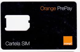 Moldova ,  Moldavie  Moldau ,  SIM Phonecard - Orange , Prepay , Used - Moldavie