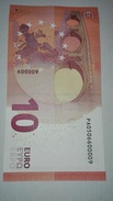 10 EURO NETHERLANDS P001 F6 - Draghi - P001 F6 - PA0506600009 - UNC - NEUF - FDS - EURO