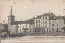Romans - Place Des Anciennes Prisons - Romans Sur Isere