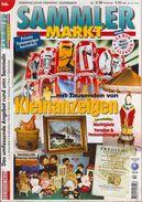 Sammlermarkt Nr. 2/1998 Zeitschrift - Der Heisse Draht Verlag - Hobbies & Collections