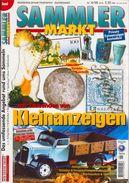 Sammlermarkt Nr. 6/1998 Zeitschrift - Der Heisse Draht Verlag - Hobbies & Collections