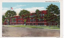 South Dakota Huron High School Curteich - Etats-Unis