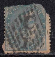 C 1 Madras  / Madras Circle / Cooper Type 6 / Renouf , British East India Used, Early Indian Cancellations, As Scan - India (...-1947)