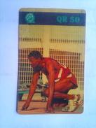 QR 50  Runner - Qatar
