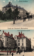 Thématiques Allemagne Grub Aus Neustadt Rheinpfalz Neues Bezirkskommando Neues Schulhaus - Allemagne