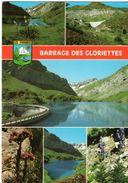 Barrage Des Gloriettes Divers Aspects CPM Ou CPSM - Non Classificati