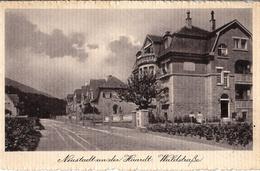 Thématiques Allemagne Neustadt An Der Haardt Waldstrabe - Allemagne
