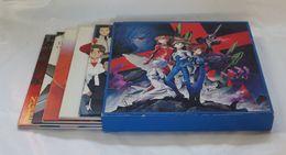 Evangelion Genesis 0:10 ~ 0:14 : 5 LaserDiscs - Other Collections