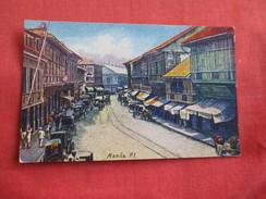 Manila Philippines  -----  Ref 2790 - Philippines