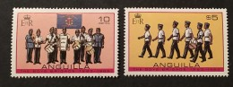 Anguilla - MH*  - 1983  - # 557/558 - Anguilla (1968-...)