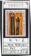 Neue Hebriden - New Hebrides - Nouvelles-Hebrides - Michel 343 -  ** Mnh Neuf Postfris - Englische Legende