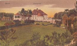 Thématiques Allemagne Steele Stadtgarten - Essen