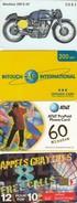 11458 - N°. 4 PREPAGATE - MOTO - VARIE - USATE - Phonecards