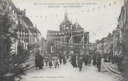 55)   BAR Le DUC - Fêtes Du Couronnement De Notre Dame Du Guet, Le 4 Juillet 1920 - Eglise Saint Etienne - Bar Le Duc