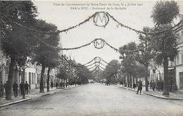 55)   BAR Le DUC - Fêtes Du Couronnement De Notre Dame Du Guet, Le 4 Juillet 1920 - Boulevard De La Rochelle - Bar Le Duc