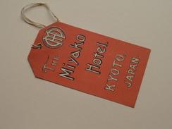 The MIYAKO Hotel - KYOTO JAPAN ( Details Zie Foto ) ! - Hotel Labels
