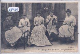 FOUGEROLLES- GROUPE DE BRODEUSES- - France